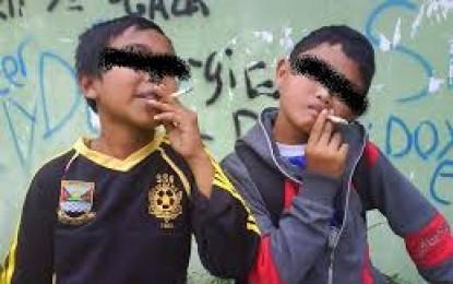 Orangtua Haraf Waspadai Anak Terhadap Bahaya Rokok