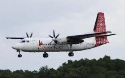 TransNusa Terbang 12 Kali Seminggu Anambas Batam dan Tpi