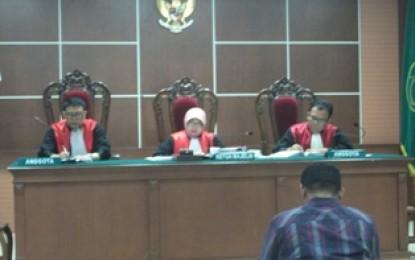 Mantan Ketua KPU Batam M Syahdan di Vonis Hukuman Percobaan