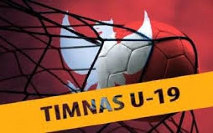 Timnas U-19 Lumpuhkan Jember United