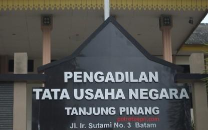 Sidang PTUN Blue Bird Melawan Walikota Padat Pengunjung