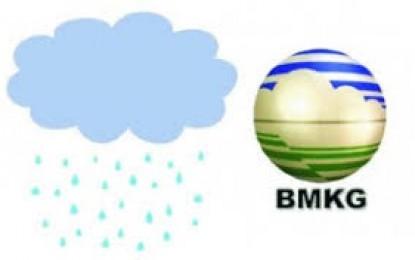 BMKG Ingatkan,Wilayah Kepri Berpotensi Hujan