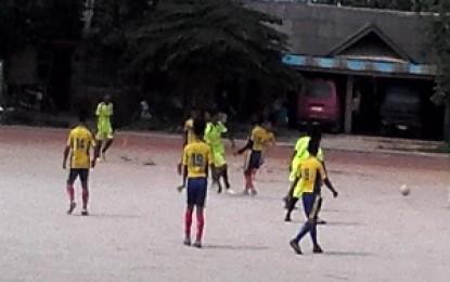 Mengikuti Sepak Bola Anak,Mental Anak Bisa Terbina