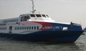 Ferry Dumai Line 1. poto (potretkepri.com)