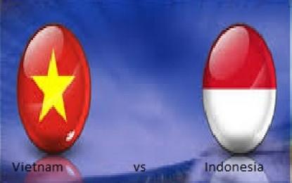 Vietnam Hempaskan Mimpi Timnas U-23