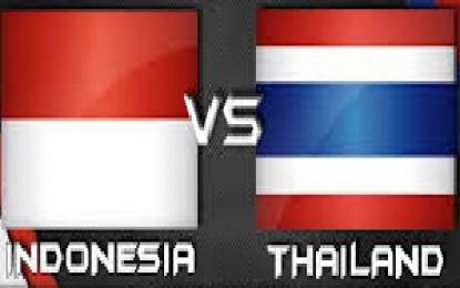 Timnas Indonesia U-23 vs Thailand Kalah 5-0