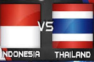 Timnas Indonesia U-23 vs Thailand . poto / net  (potretkepri.com)