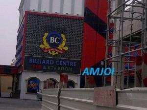 Pub & KTV Billiar Centre,Nagoya Batam. foto (www.potretkepri.com / AMJOI)