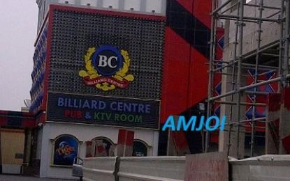 Wanita Impor PSK di Billiar Centre Ditarif Fantastis, Wali Kota ' Takut ' Bertindak