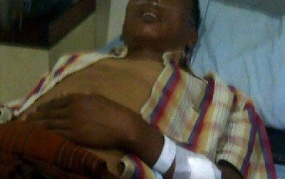 Bapak 3 Anak Warga Tiban,Kena Tikam di Batam Centre