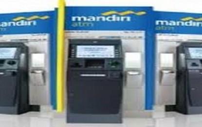 Mandiri Akan Ganti 18.000 Mesin ATM