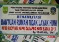 Usut Tuntas Penyaluran Dana Rehablitasi RTLH Rawan Permainan