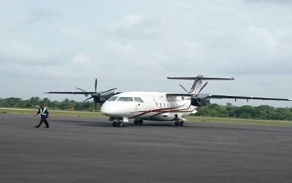 Terbang Express Air Tanjungpinang Pekanbaru
