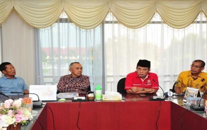 DPR Dukung Penetapan RTRW Riau