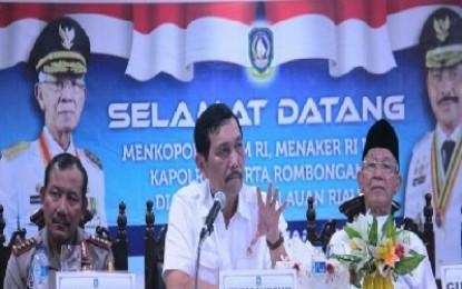 Gubernur Kepri Meminta Pusat Tidak Mengubah ke Istimewaan Batam