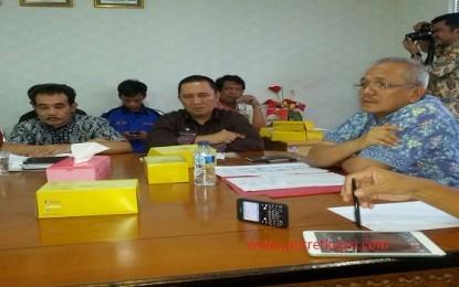 Inilah Pertemuan Antara Humas DPRD Batam dan Pengelola Media Online