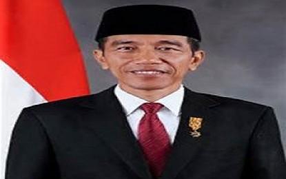 Presiden Joko Widodo Lantik Gubernur , Jum`at Besok di Istana