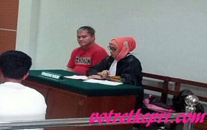 Pemilik Sabu Seberat 1.170 Gram Ditangkap di Depan Rumahnya