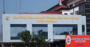 Kantor Pelayanan Utama BC Tipe B Batam . foto (AMJOI)