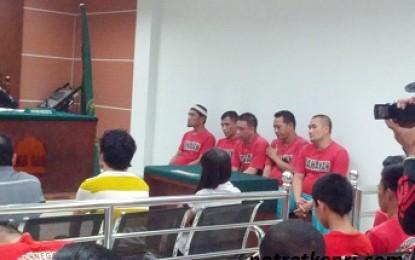 Bin Bodong Pemeras dan Rekan-rekannya Diganjar Penjara Hanya 4 Bulan