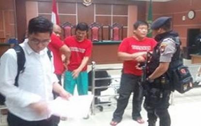 Terdakwa  Sabu 35 Gram dan Pil  Ekstasi 1300 Butir , Didakwa Pidana  Penjara