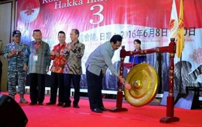 Gubernur Meminta Hakka Ikut Membangun Kepri