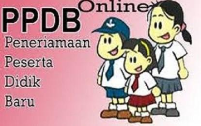 Pengumuman PPDB Sudah Ditempel di Sekolah , Tapi di  http://batam.jelas-ib.id Masih Proses Sortir