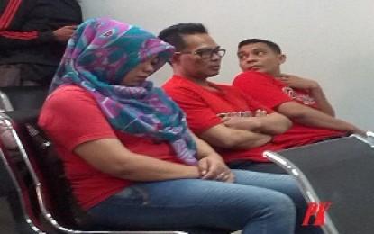 Terdakwa Sabu Divonis 14 Tahun , Jaksa Langsung Nyatakan Banding