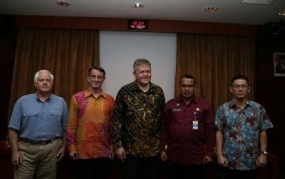 Konsul Jenderal Amerika Serikat Bekerjasama dengan BP Batam