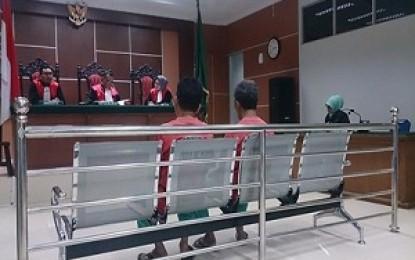 Dua Nakhoda Kapal Penyeludup Mengaku Bersalah