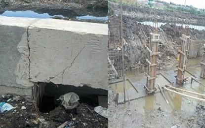 Proyek Perbaikan Sungai Sagulung Terancam Gagal