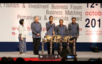 BP Batam Ramaikan Trade Expo Indonesia 2016 Kementerian Perdagangan RI