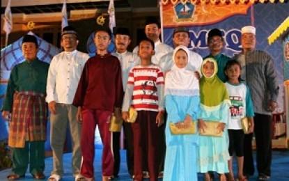 H Dalmasri Syam, Pantau Pelaksanaan MTQ Kabupaten Bintan ke VII