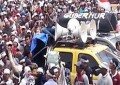 Massa Demo Bawa ' Keranda Mati ' , Gubernur Kepri Langsung Turunkan TDL