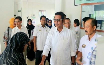Bupati Bintan : Pelayanan Kesehatan Prioritas Utama