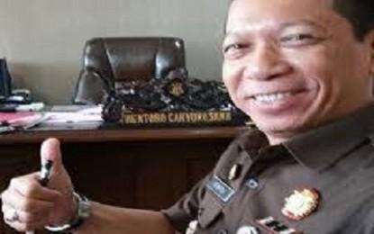 Mantan Kasi Datun Kejari Batam Ditetapkan Tersangka Korupsi dana Ansuransi Rp 55 M