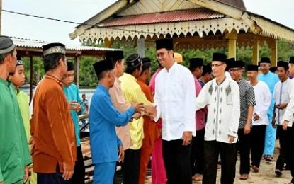 Bupati Bintan : Bintan Pasisir , Wilayah  PKSN