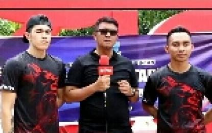 Firmansyah, Atlet MMA asal Bintan akan Bertarung di Jakarta Mewakili Kepri