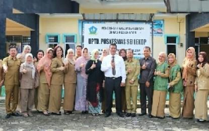 Inilah 61 Pos Pembinaan Terpadu Tersebar di Kabupaten Bintan