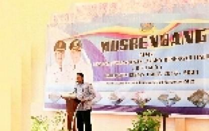 Bupati Bintan Berharaf Potensi Pembangunan Daerah dapat Lebih Dimaksimalkan