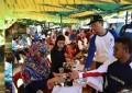 Ikatan Dokter Indonesia Cabang Bintan Gelar Bakti Sosial di Desa Air Glubi