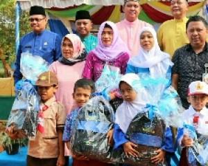 2,3 Milyar Rupiah Insentif Guru Non PNS PAUD, SD dan SMP Dipastikan Cair