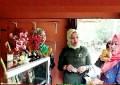 Ketua Dekranasda Apresiasi Kerajinan Kerang KUBE Manggar Abadi