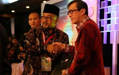 Kota Tanjungpinang Kembali Raih Predikat Kota Peduli HAM