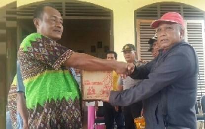 Bupati Bintan : Bantuan Logistik Banjir dan Tanah Longsor Sudah Tiba di Tambelan