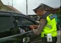 Polsek Kundur Kembali Gelar Razia Kendaraan