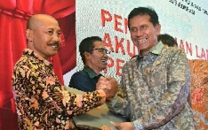Bintan Kembali Raih Predikat B Laporan Akuntabilitas Kinerja Instansi Pemerintahan (LAKIP) 2018