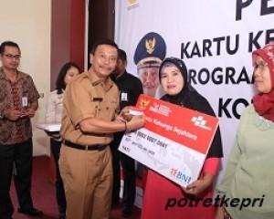 Pj Walikota Apresiasi Dinkesdalduk dan KB Kota Tanjungpinang