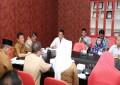 KPU Atur Alat Peraga Kampanye , Walikota Harafkan Pilkada Aman