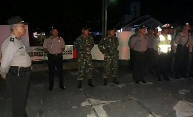 Giat Gabungan Dalam Rangka Cipta Kondisi Jelang Pelaksanaan MTQ di Kundur